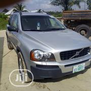 Volvo XC90 2004 2.5 T AWD Silver | Cars for sale in Delta State, Ugheli