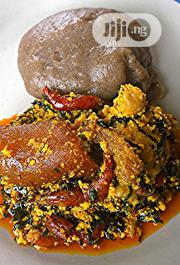 Amala With Egusi Soup | Party, Catering & Event Services for sale in Ogun State, Obafemi-Owode