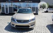 Honda Accord 2013 Gold | Cars for sale in Lagos State, Lekki Phase 1