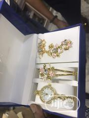 Female Gold Wristwatch | Watches for sale in Lagos State, Ikeja