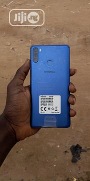 New Infinix Note 6 64 GB Blue | Mobile Phones for sale in Lagos State, Ikorodu
