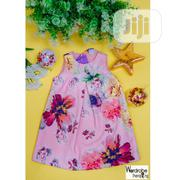 Mini Club Patterned Dress | Children's Clothing for sale in Lagos State, Lagos Mainland