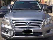 Lexus LX 2009 Gray | Cars for sale in Lagos State, Lekki Phase 1