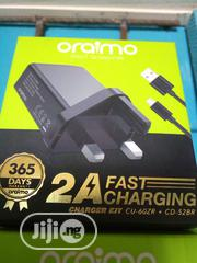 Oraimo 2A Fast Charging Charger | Accessories for Mobile Phones & Tablets for sale in Oyo State, Egbeda