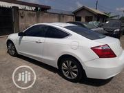 Honda Accord 2008 Coupe 2.4EX-L Automatic White | Cars for sale in Lagos State, Magodo