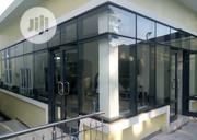 Nigalex Aluminum Glass Wall | Building & Trades Services for sale in Rivers State, Port-Harcourt