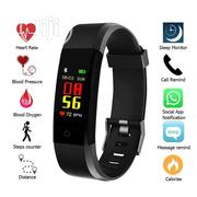 Health Monitoring Bracelet. Blood Pressure & Heart Rate Monitor. | Smart Watches & Trackers for sale in Akwa Ibom State, Uyo
