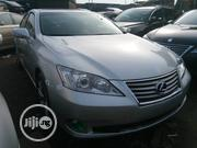 Lexus ES 2010 350 Silver | Cars for sale in Lagos State, Apapa