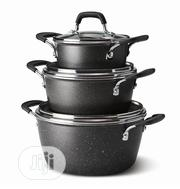 Stackable Cookware Pots.   Kitchen & Dining for sale in Lagos State, Surulere
