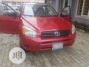Toyota RAV4 2008 Red | Cars for sale in Lagos State, Ikeja