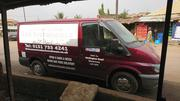 Tokunbo Ford Transit 2005 Red | Buses & Microbuses for sale in Lagos State, Ifako-Ijaiye