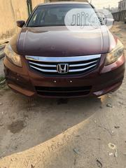 Honda Accord 2012 Red | Cars for sale in Lagos State, Ikeja