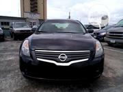 Nissan Altima 2007 2.5 S Black | Cars for sale in Lagos State, Ojo