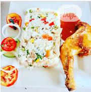 Spiced Rice With Chicken | Party, Catering & Event Services for sale in Oyo State, Ibadan