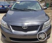 Toyota Corolla 2010 Gray | Cars for sale in Lagos State, Egbe Idimu