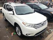 Toyota Highlander 2012 Limited White | Cars for sale in Lagos State, Mushin