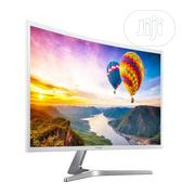 Samsung 32-inch Curved LED Monitor | Computer Monitors for sale in Lagos State, Ikeja