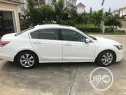 Honda Accord 2008 Coupe 3.5 EX-L Automatic White | Cars for sale in Lagos State, Lekki Phase 1
