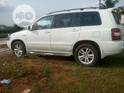 Toyota Highlander 2007 Hybrid 4x4 White | Cars for sale in Imo State, Owerri
