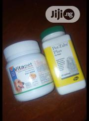 Multivitamin Supplement For Puppy And Adult Dogs 100+ Tablets | Pet's Accessories for sale in Lagos State, Lagos Island