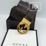 Gucci Leather Belt | Clothing Accessories for sale in Lagos State, Lagos Island