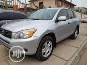 Toyota RAV4 2008 2.4 Silver | Cars for sale in Lagos State, Ikeja