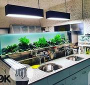 Kitchen/ Sink Aquarium, Installation.From 200cm Long | Fish for sale in Lagos State, Lagos Mainland