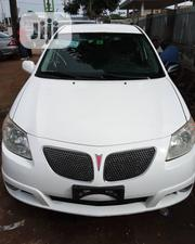 Pontiac Vibe 2008 White | Cars for sale in Lagos State, Ikeja