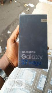 New Samsung Galaxy S7 edge 32 GB Gold | Mobile Phones for sale in Lagos State, Isolo