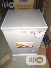 Brand New LG Deep Freezer 150ltr Fast Cooling 2years Warranty | Kitchen Appliances for sale in Lagos State, Ojo