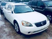 Nissan Altima 2.5 SL 2004 Silver | Cars for sale in Rivers State, Port-Harcourt