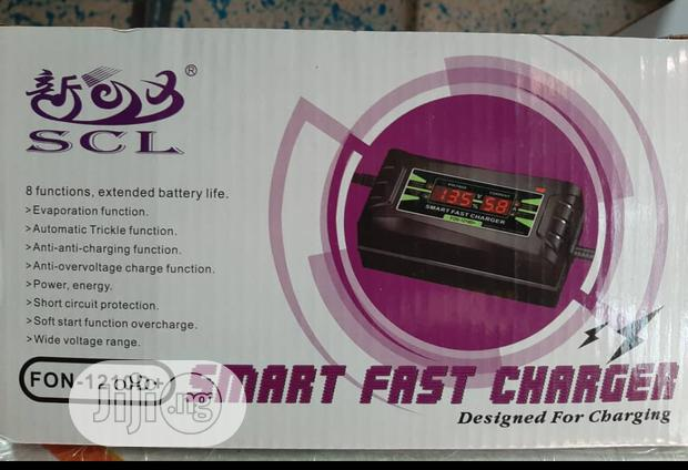 Battery Charger, 10ah