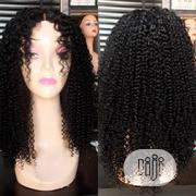 Curly Hair 20inches With 4x4x4 Closure | Hair Beauty for sale in Delta State, Oshimili South