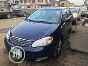 Toyota Corolla 2004 LE Blue   Cars for sale in Lagos State, Mushin