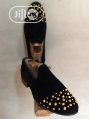 Black Spike Loafers   Shoes for sale in Oyo State, Akinyele