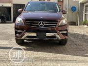 Mercedes-Benz M Class 2014 Red | Cars for sale in Abuja (FCT) State, Central Business District