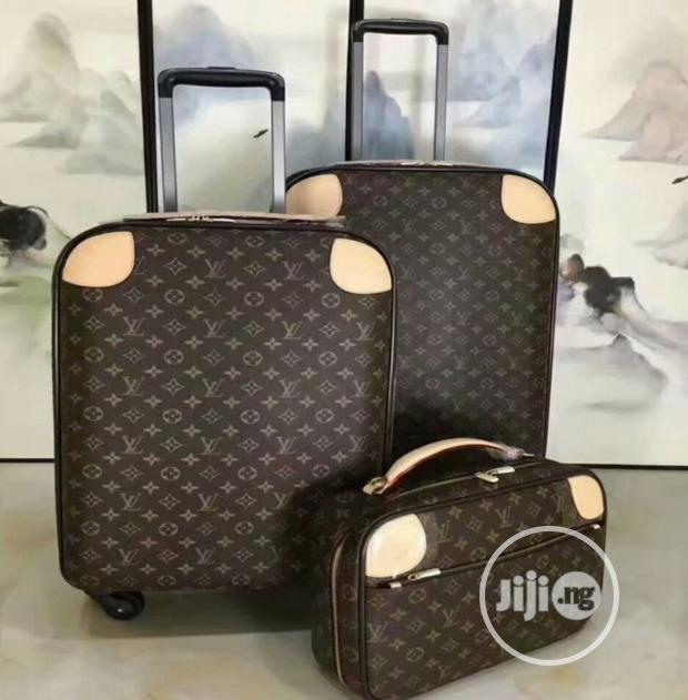 Louis Vuitton Luggage Bag