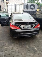 Mercedes-Benz CLA-Class 2017 Black | Cars for sale in Lagos State, Yaba