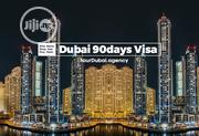 Cheapest Dubai 90days Visa In Nigeria For Single Entry | Travel Agents & Tours for sale in Lagos State, Ikeja