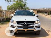 Mercedes-Benz M Class 2014 White | Cars for sale in Abuja (FCT) State, Central Business District