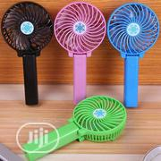 Mini Rechargeable Fan   Home Appliances for sale in Lagos State, Egbe Idimu