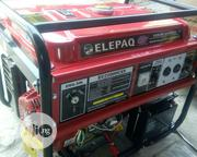 Elepaq Constant Petrol Generator 6.5kva | Electrical Equipments for sale in Lagos State, Ojo