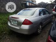 Honda Accord 2007 2.4 Exec Automatic Silver | Cars for sale in Rivers State, Obio-Akpor