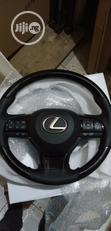 Complete Steering Wheel Lexus Lx Model | Vehicle Parts & Accessories for sale in Mushin, Lagos State, Nigeria