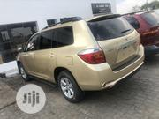 Toyota Highlander 2008 4x4 Gold | Cars for sale in Oyo State, Ibadan