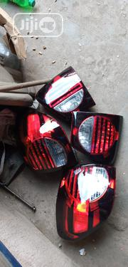 Rear Light Toyota Square Model Set   Vehicle Parts & Accessories for sale in Lagos State, Mushin