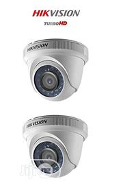 Hik Vision Dome Camera - 2 Pcs   Security & Surveillance for sale in Lagos State, Ikeja