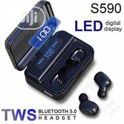 S590 Bluetoth Wireless Earphone | Headphones for sale in Lagos State, Ikeja