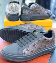 Louis Vuitton Sneakers ( Brown and Black) | Shoes for sale in Lagos State, Surulere