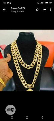 18 Karat Gold Necklace | Jewelry for sale in Lagos State, Lagos Island